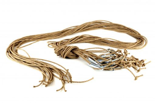 Ropes with Rope Tensioners