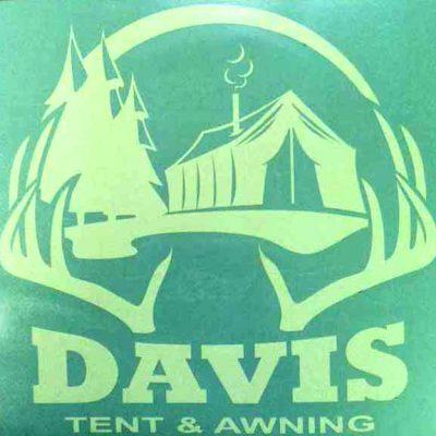 Davis Tent Logo