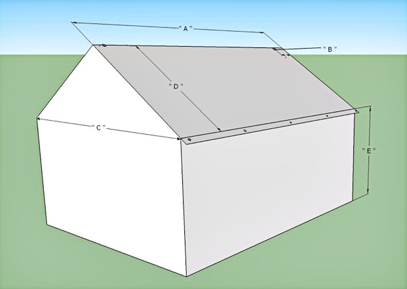 Dimensions of n outfitter tent