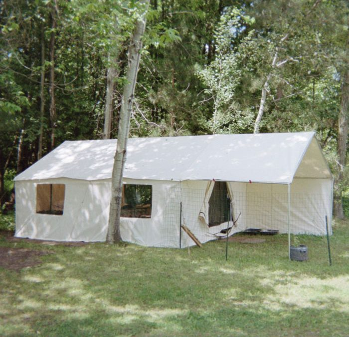 Give the Gift of Outdoor Comfort with a Walled Tent