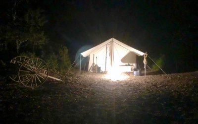 Frequently Asked Questions About Canvas Wall Tents