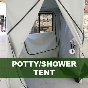 Potty - Shower Tent
