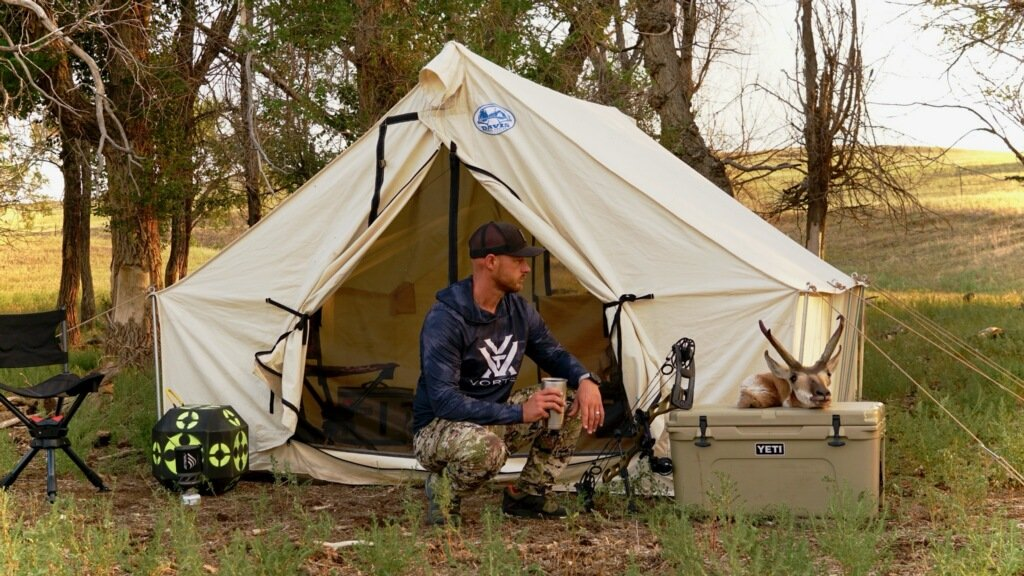 Our New Lightweight Go Tent